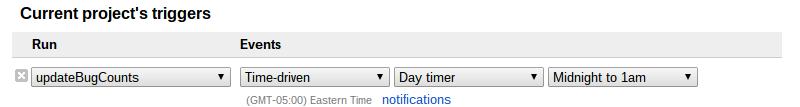 Google Apps Script Trigger